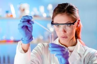 Chemielaborantin
